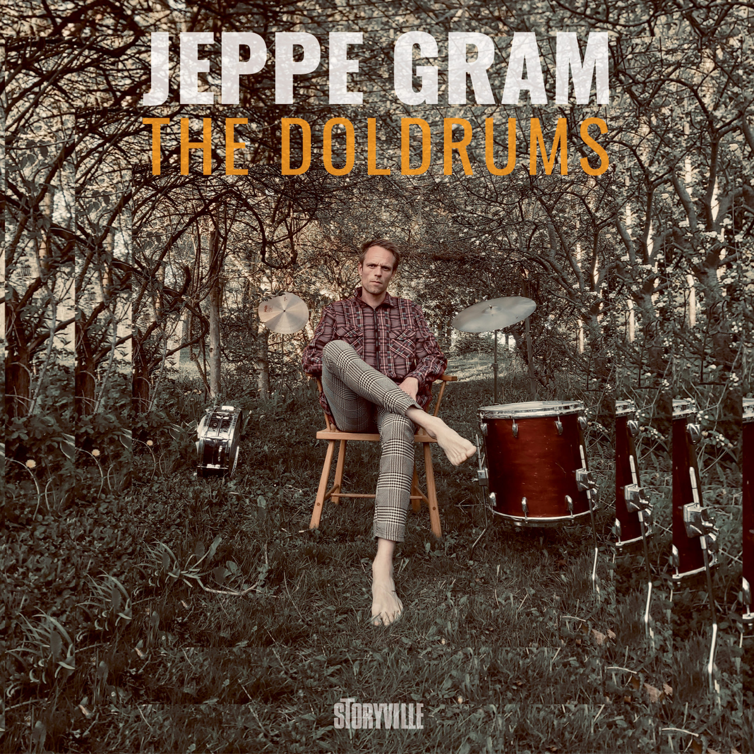 The Doldrums cover